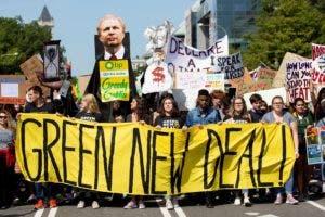 Global Climate Strike in Washington DC