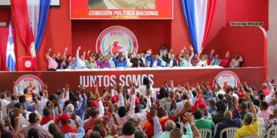 foto-reunion-de-la-comision-politica-nacional-del-prsc-celebrada-este-domingo