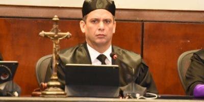 Luis Henry Molina, presidente de la Suprema Corte de Justicia. Foto Alberto Calvo.