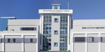 Ministerio de Energía y Minas.