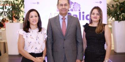 Doris Alburquerque, Jaime Herrera, Natacha Quiterio.