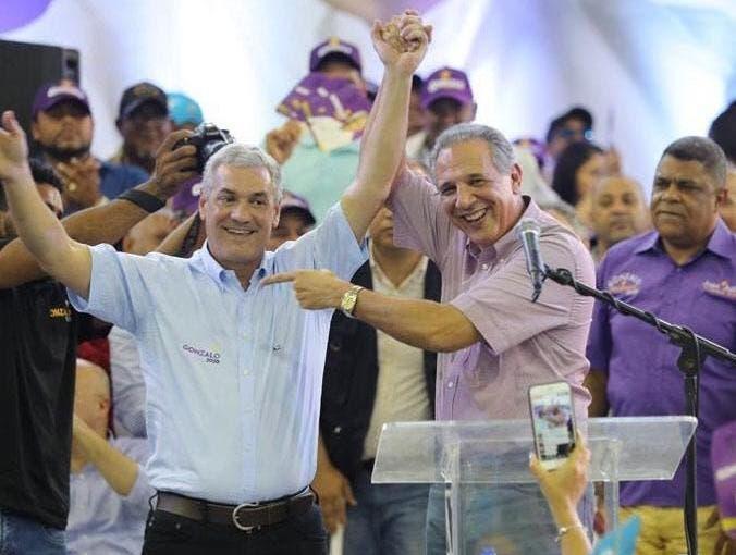 Peralta llama a los opositores internos a dejar las lágrimas y el pataleo para después del 6 de octubre