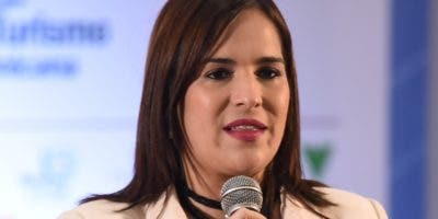 Tamara Vásquez, directora adjunta del CEIRD.