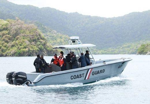 El trasbordo de los indocumentados se hizo en las proximidades de la costa de Samaná.