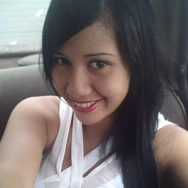 Yubelis Emperatriz Valdez, de 23 años, quien deja en la orfandad a dos niños de 8 y 2 años respectivamente,
