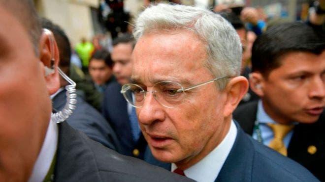 La declaración realizada este martes es parte de la investigación criminal que se sigue en contra de Uribe por presunto fraude procesal y sobornos.