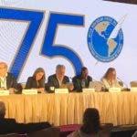 Miembros de la SIP que participaron en la asamblea del organismo en Miami.  fuente externa