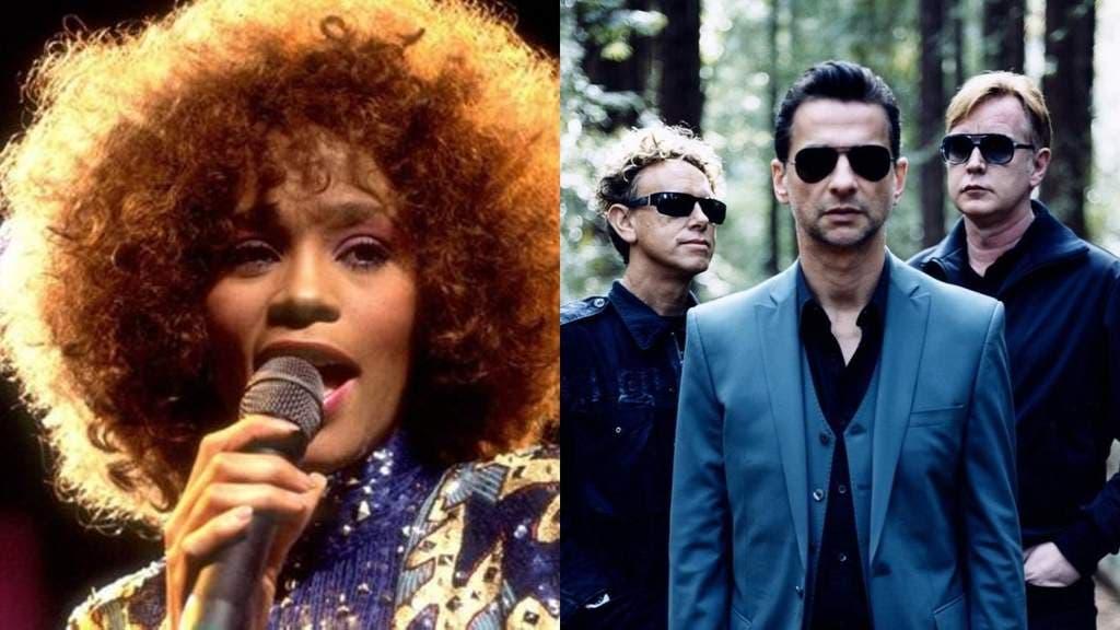 Whitney Houston y Depeche Mode, entre nominados al Salón de la Fama del Rock