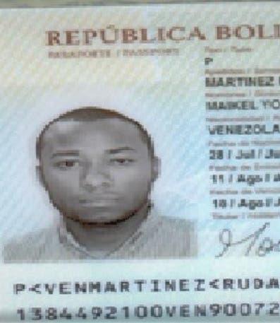 Venezolano detenido con drogas en AILA
