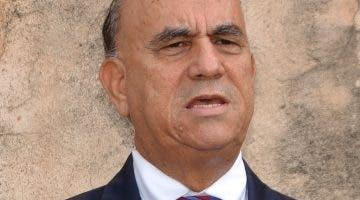 Luis de León, presidente de  la Fuerza Boschista..