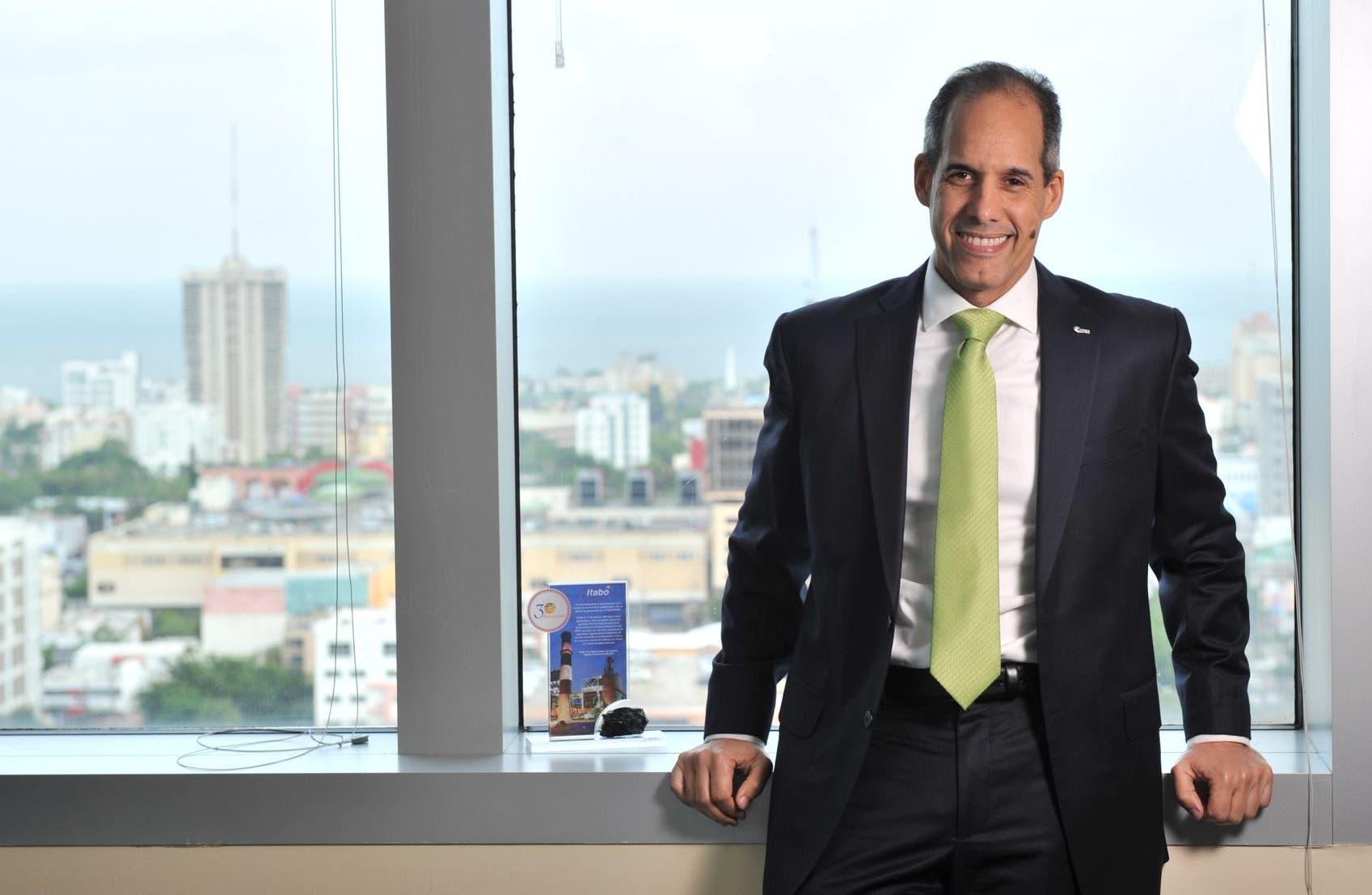 El presidente de AES Dominicana convirtió un traspié en su impulso decisivo como profesional