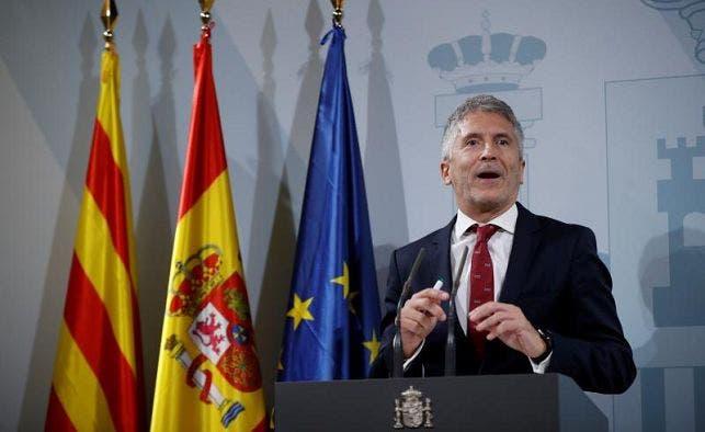 """El Gobierno español denuncia la """"extrema"""" violencia de protestas en Cataluña"""