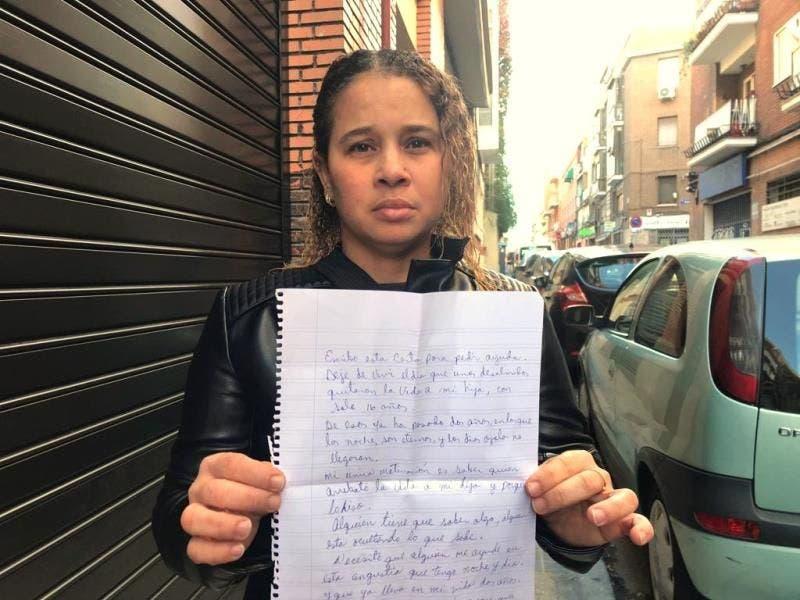 """Madre de adolescente dominicana asesinada en madrid: """"No voy a descansar hasta que sepa quién mató a mi hija"""""""