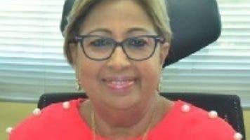 Orfila Salazar, directora  de Cruceros de Mitur.