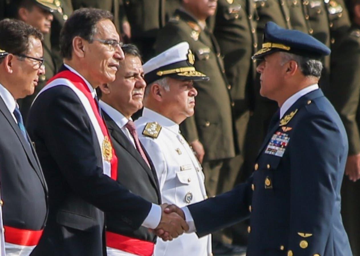 Martín Vizcarra se fortalece en la presidencia de Perú