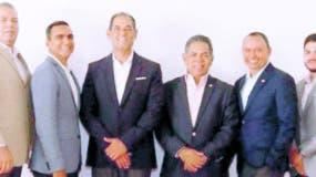 La comisión organizadora de feria de Anadive.