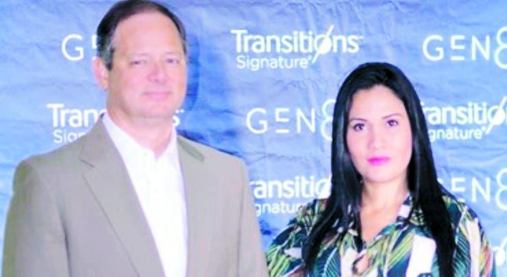 John Galbraith y Mary Campos.