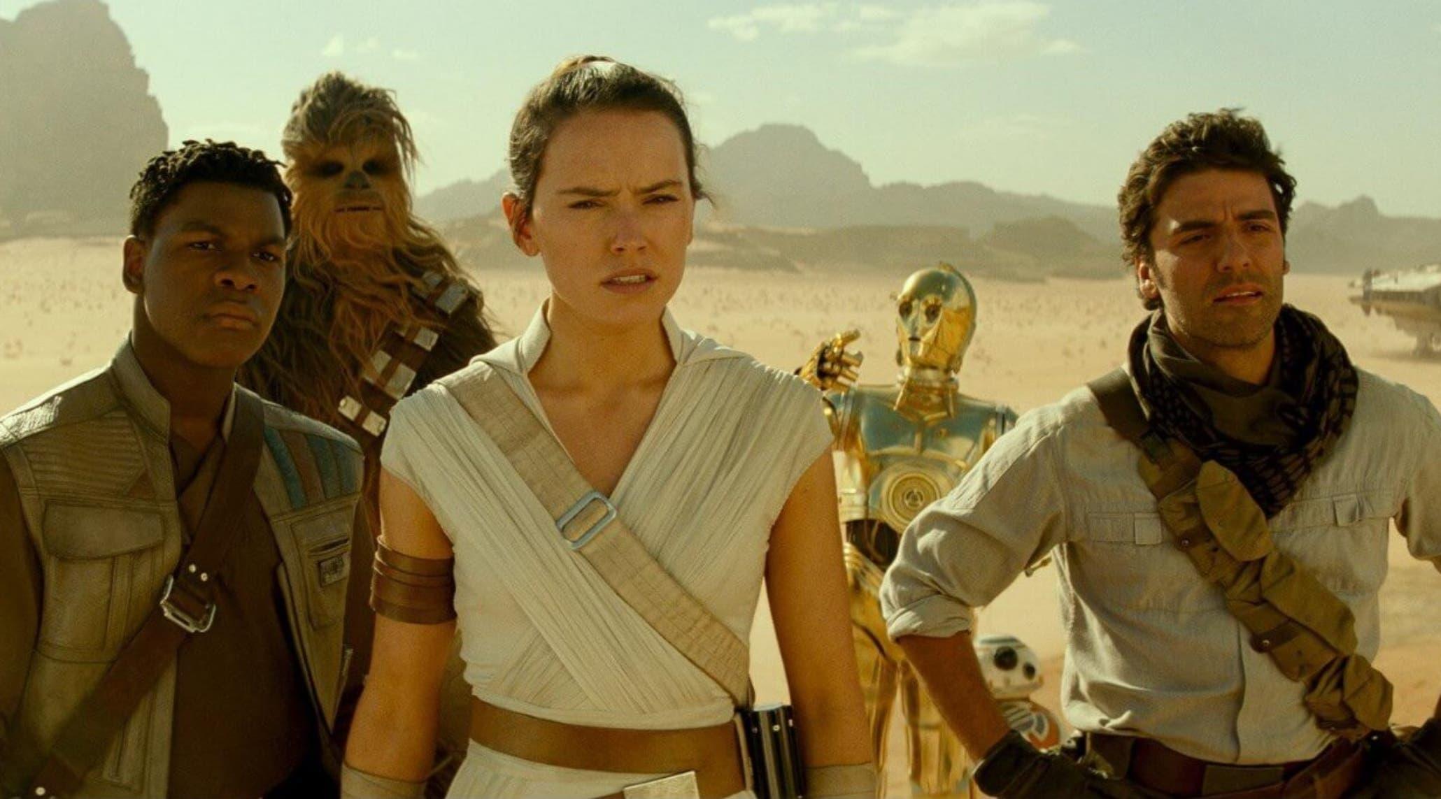 Star Wars revienta récords dos meses antes de su estreno
