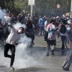 Las protestas surgen en contra de la carestía y la desigualdad social en Chile.