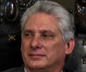 Cuba escoge a Díaz-Canel, será presidente por cinco años