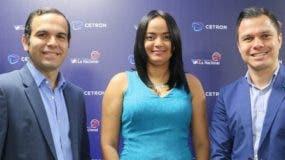 Jochy Attías, Jeimy Hernández e Iván Flores.