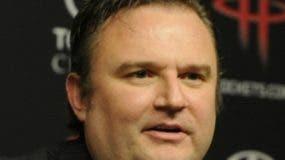 Daryl Morey, gerente de los Houston Rockets.