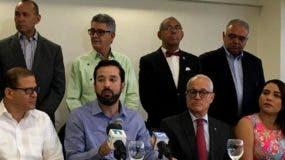 El grupo busca mejorar la institucionalidad del país.