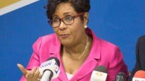Josefa Castillo, diputada por el PRM. FUENTE EXTERNA