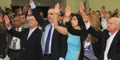 EL PRM celebrará el domingo su convención de  delegados.
