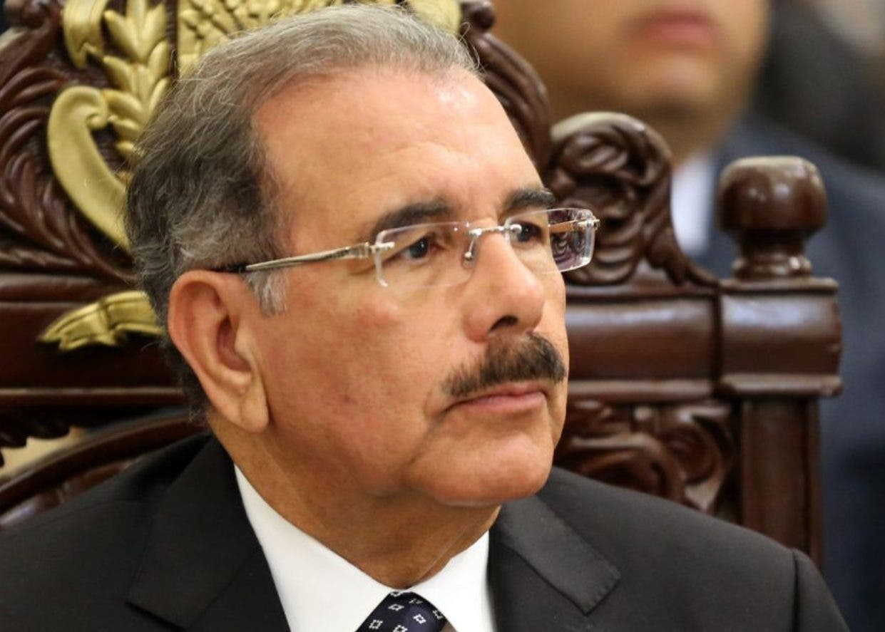 Piden al Parlacen despojar de inmunidad al expresidente Danilo Medina