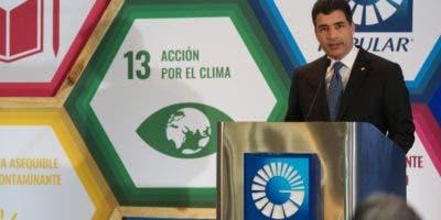 Christopher Paniagua,  presidente ejecutivo del Banco Popular.