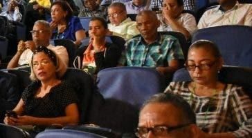 Miembros del Pleno del Frente Amplio.  AGENCIA FOTO
