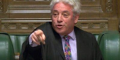 John Bercow, tiene la autoridad de denegar tal solicitud ya que por lo general las normas del Parlamento no permiten considerar dos veces una misma cuestión dentro de una misma sesión parlamentaria, a menos que haya cambiado sustancialmente.