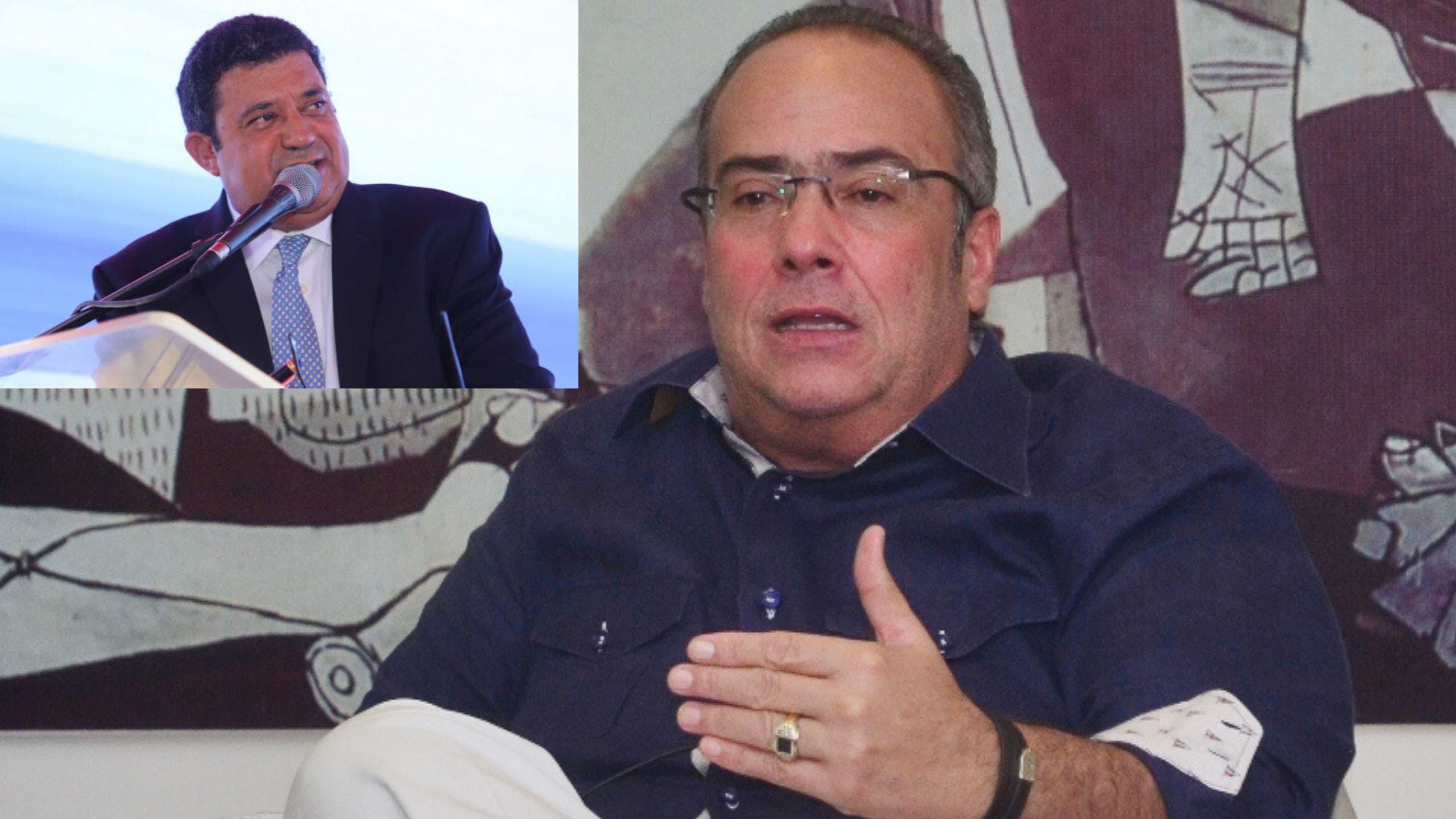 Charles Mariotti y Euclides Sánchez critican escogencia de miembros CP y CC del PLD