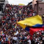 Los trabajadores tienen previsto realizar el miércoles una marcha en Quito y otras ciudades.