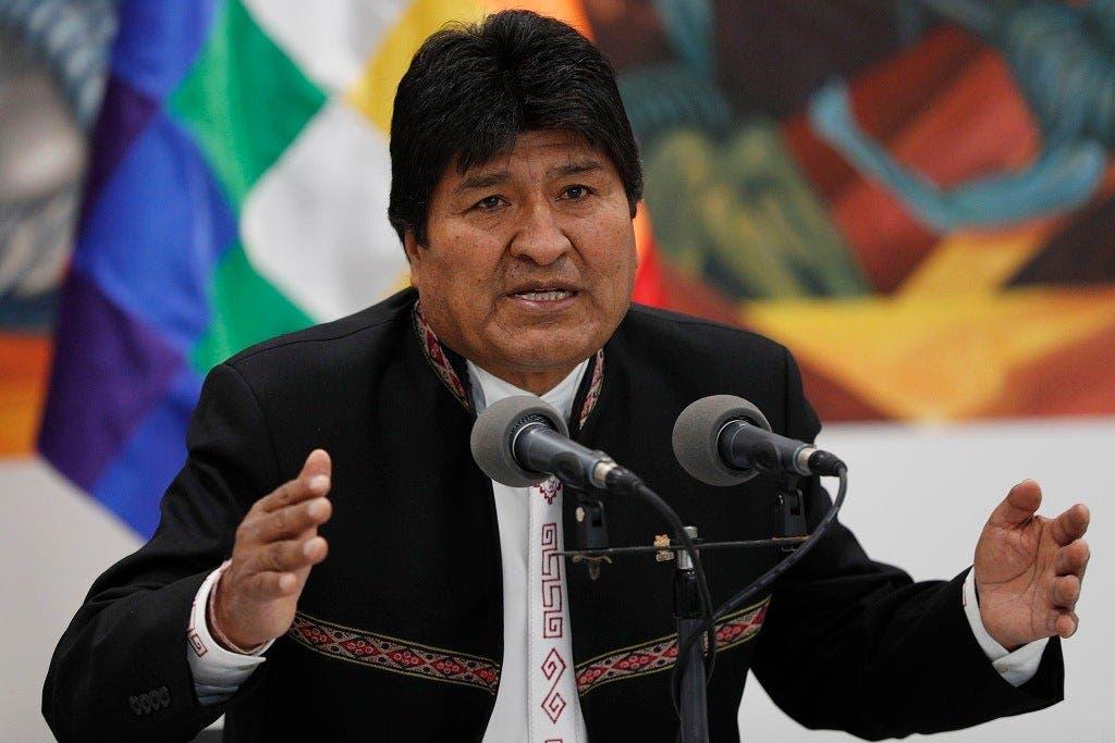 Evo Morales confirma que el lunes regresará a Bolivia desde Argentina
