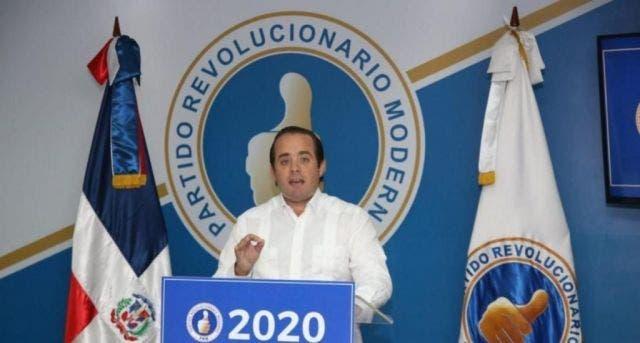 PRM recriminación Salita no ha respondido a sus ofrecimientos de cuota frente a Covid-19