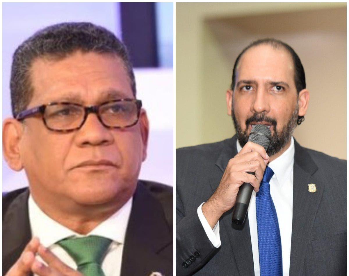 Divulgan conversación telefónica entre diputados Henry Merán y Rubén Maldonado