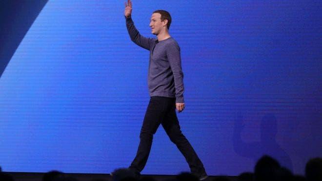 """Zuckerber dijo que peleará """"a muerte"""" contra el plan de la candidata demócrata, Elizabeth Warren."""