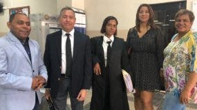 El doctor Teobaldo Durán, representante de Fausto Polanco, aclaró que como Acroarte no ha sido demandada, la institución no debe utilizar sus recursos económicos para pagos de abogados.