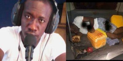 El periodista haitiano Nehemie Joseph fue hallado muerto la pasada noche en el maletero de su vehículo con tres impactos de bala.