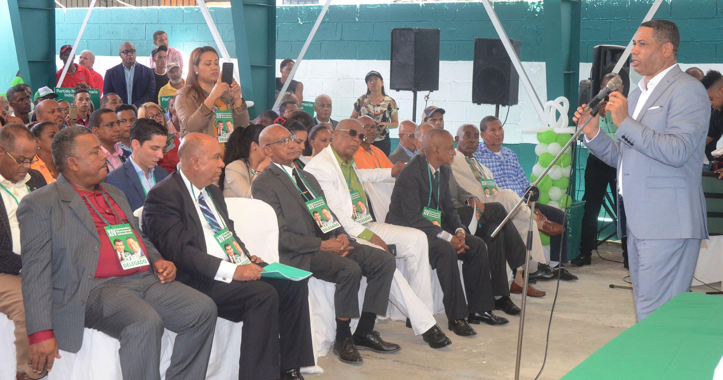 El PRI realizó su XIV Convención Nacional Extraordinaria de Delegados/foto: José de León