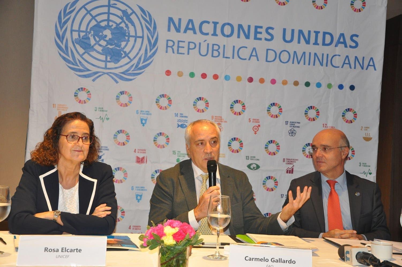 ONU insta al consumo equilibrado de alimentos para mejorar niveles de malnutrición