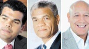Wellington Arnaud, Ramón Emilio Concepción y Ramón Burgos