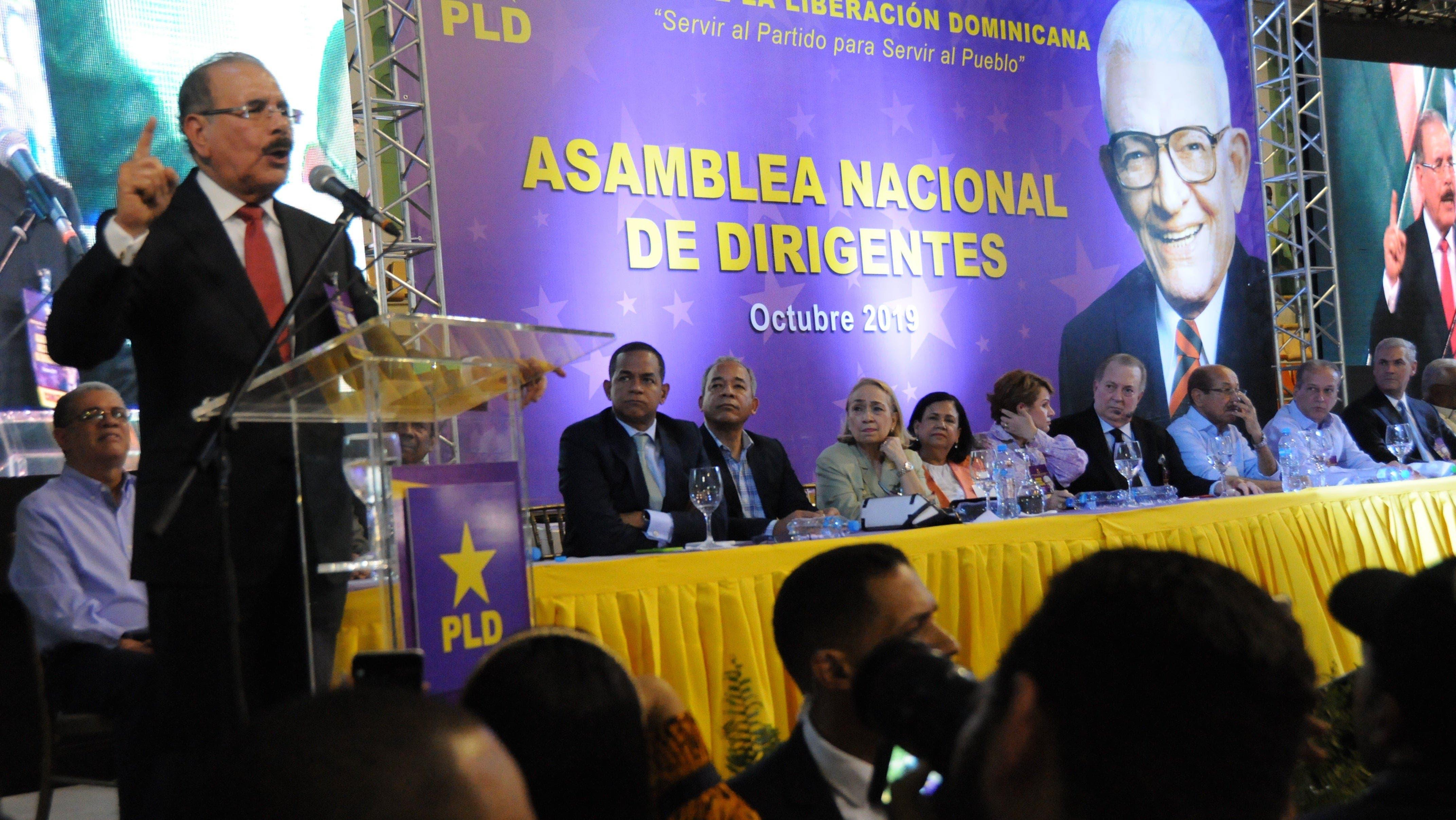"Danilo Medina: ""Nadie me ha regalado nada"""