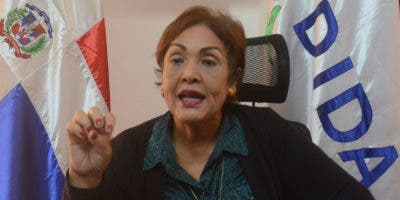 Nélsida Marmolejos,directora de la DIDA. Foto: José de León.
