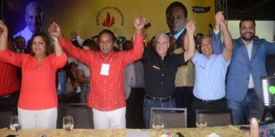 Gonzalo Castillo es proclamado candidato presidencial del PCR. Foto:  José de León
