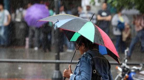Meteorología pronostica algunos chubascos para este domingo