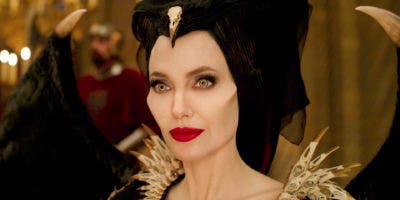 Angelina Jolie interpreta a  Maleficent (Disney via AP).