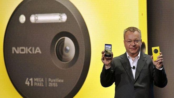 El fabricante de teléfonos Nokia lanzó Lumia 1020 en 2013 y llevaba una cámara de 41 megapíxeles. ¿Es necesario tanto?